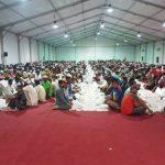 مشروع افطار الصائم في مسجد عبدالرحيم كتيت في القوز الصناعية في دبي