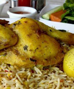 مطعم مدفون دجاج - مطعم توصيل طعام